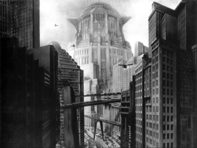 #2 - Metropolis (1927)
