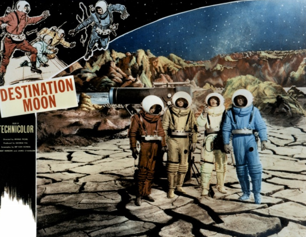 #5 - Destination Moon (1950)
