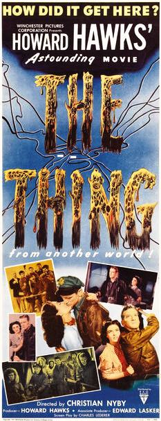 #7 - The Thing From Another World (1951)